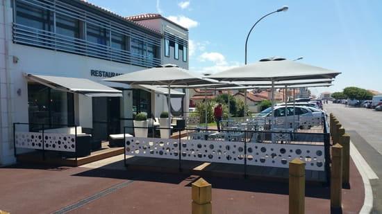 Restaurant : Le Rest'O  - Terrasse du Rest'O 2 -   © laurent.bourgoin@groupecogit.com