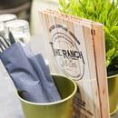 Restaurant : The Ranch  - the ranch restaurant bar à viandes hallal bio Paris -   © The Ranch