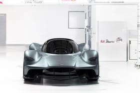 Aston Martin AM-RB 001 : la supercar radicale en images