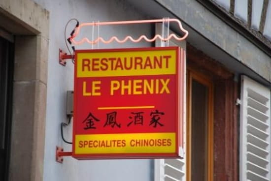 Restaurants Chinois Selestat