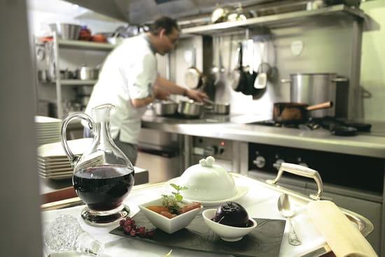 Auberge de l'Abbaye  - la cuisine et le chef -