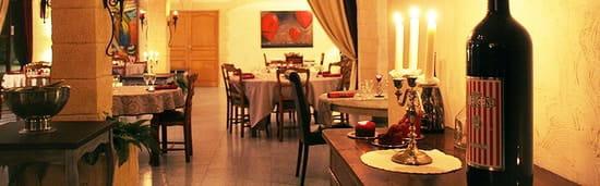 L'Hostellerie de Château  - Salle du restaurant2 -