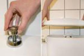 Remplacer un mécanisme de chasse d'eau