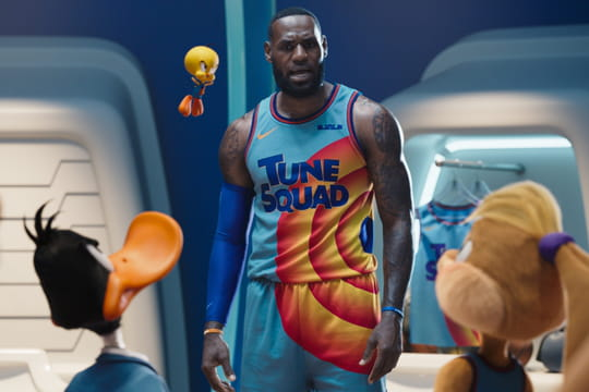 Space Jam 2 new era: casting, French voices, trailer ...