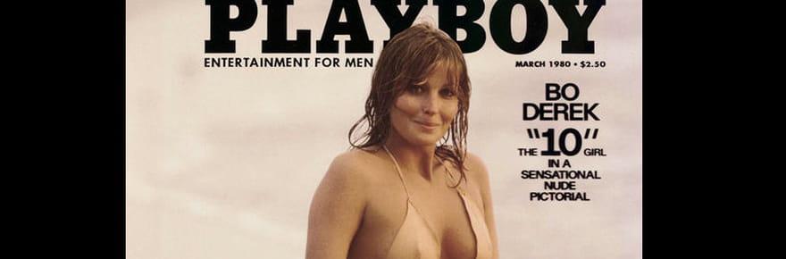 Hugh Hefner: les photos de couverture les plus osées de Playboy