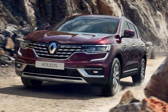 Renault Koleos: quel prix pour le Koleos restylé? [infos, photos]
