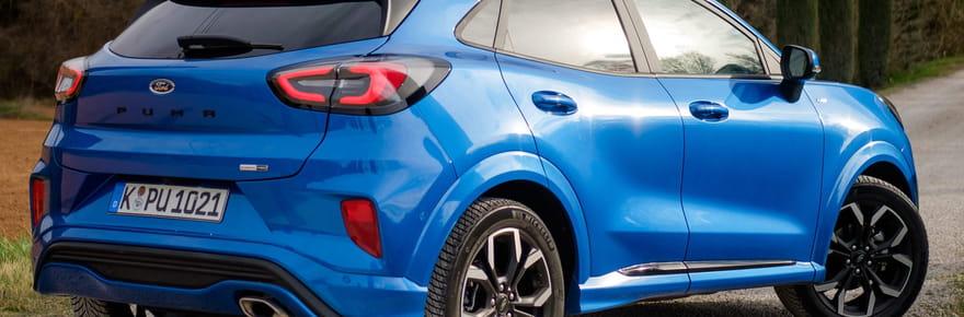 Ford Puma: la version diesel lancée, la grille des tarifs [essai, prix]