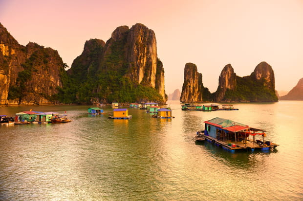 20sites à voir au Vietnam