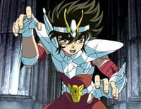 Les chevaliers du zodiaque : A la vitesse de la lumière / Shiryu et le masque de la mort