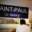 La Cerise sur la Pizza - Saint Paul  - La Cerise sur la Pizza - préparation de pizzas -   © La Cerise sur la Pizza