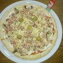 La Dent de Loup  - voici l'une de nos 12 pizzas maison  -