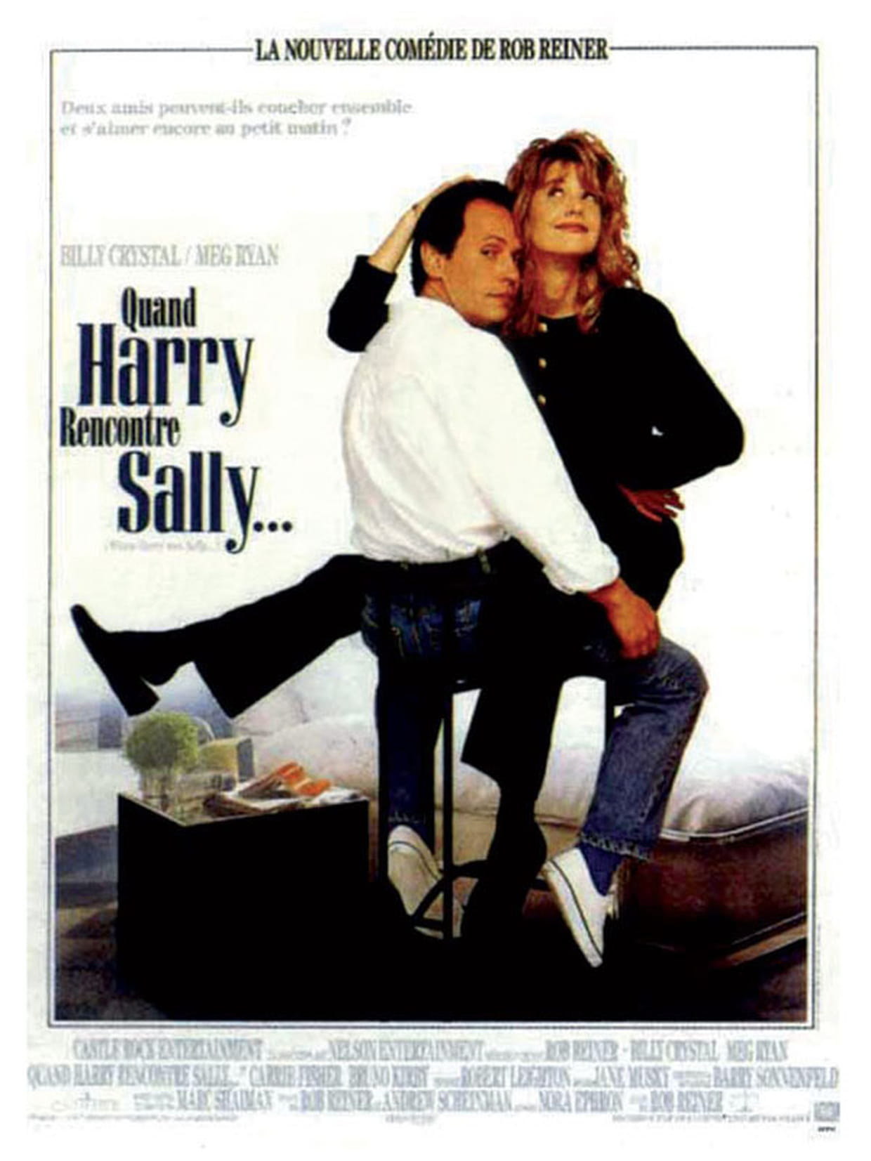 Voir Film Quand Harry rencontre Sally en Streaming VF - French Stream