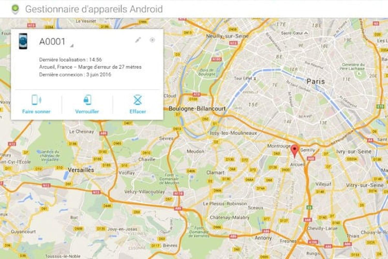 Comment localiser un téléphone portable facilement? (iPhone, Android)
