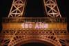 Show laser Tour Eiffel: le spectacle du 130e anniversaire en images