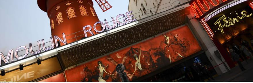 Moulin Rouge: 10séances de cinéma gratuites sur son toit cet été 2019