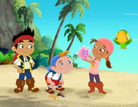 Jake et les pirates du pays imaginaire : Frigorus. - Le trésor des Bidibouches