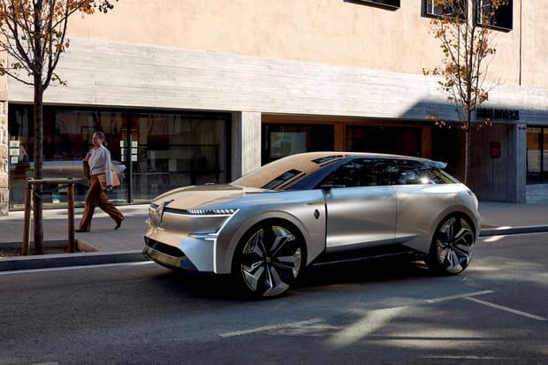 Renault dévoile le Morphoz, un nouveau concept de SUV