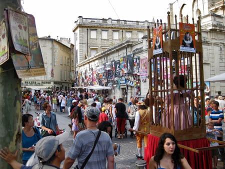 La fête du théâtre à Avignon