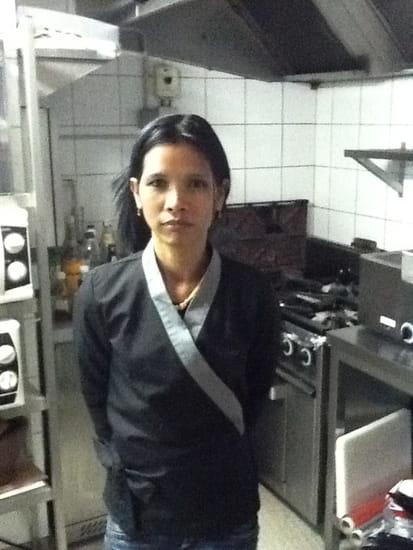 Les Lavandes  - Siriya Nakathorn jeune chef de 33 ans -
