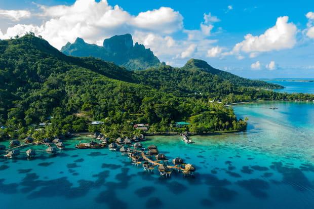 Bora Bora, en Polynésie française