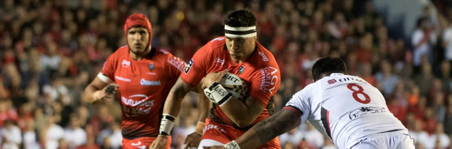 Top 14: Lyon crée l'exploit à Toulon en barrages