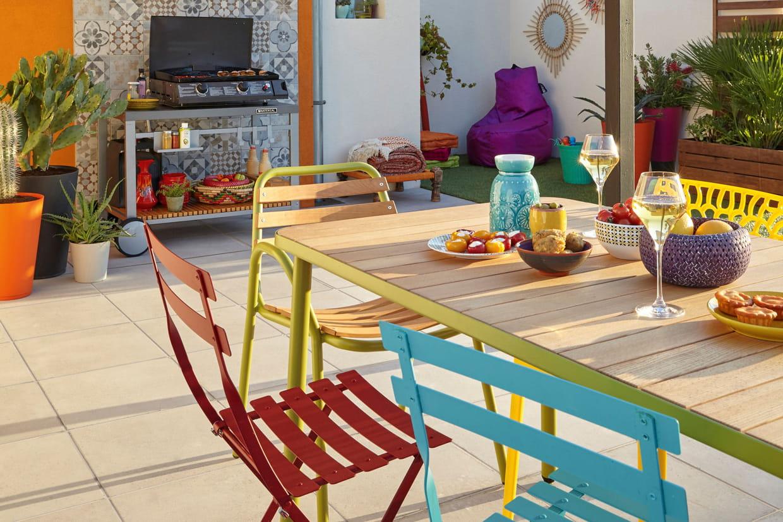 Des id es d co pour am nager son balcon ou sa terrasse for Idee deco petite terrasse