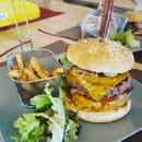 Plat : L'Origan  - Double burger -
