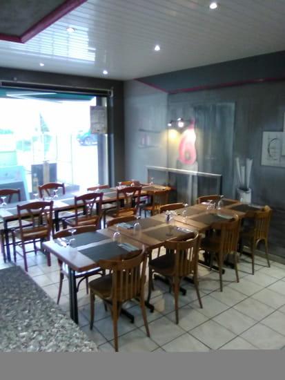 Restaurant du Musée Matisse  - salle restaurant avant -   © moi meme