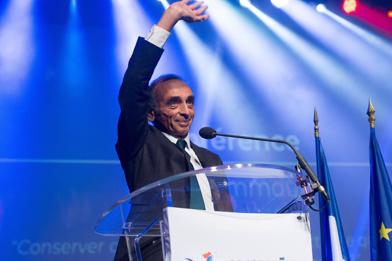 Eric Zemmour: candidat? Sondages, Polémiques... Sa campagne débute fort