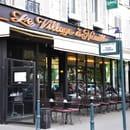 Le Village à Neuilly  - La terrasse du Village à Neuilly -