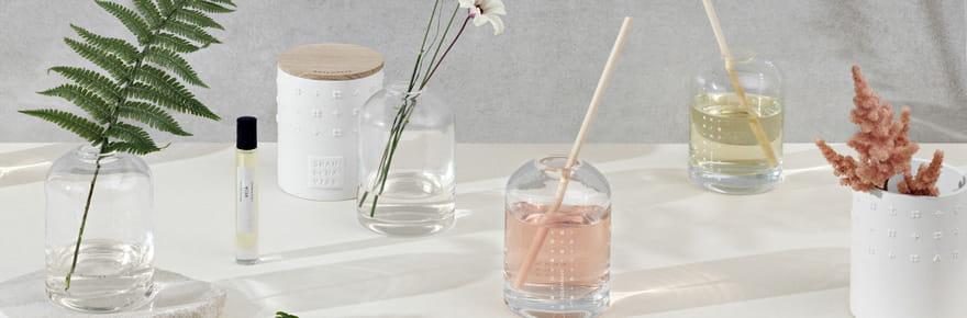 De jolis accessoires pour parfumer la maison
