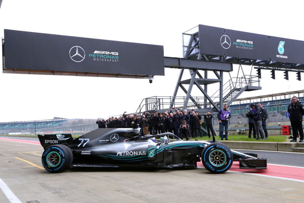 Mercedes W09 EQ Power