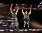 Catch - WWE RAW 2017