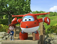 Super Wings, paré au décollage ! : Le chant de la sirène