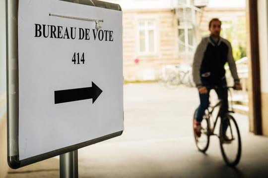 Taux d'abstention législatives 2017: 82,25%à midi (2e tour)