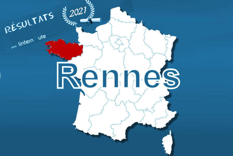 Résultat du brevet dans l'académie de Rennes: les admis au DNB 2021