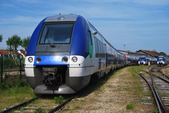 Grève SNCF: trafic normal excepté des perturbations de TER ce jeudi