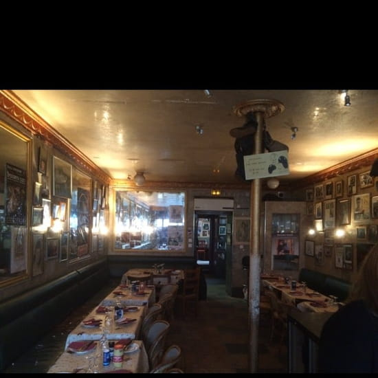 Restaurant : Chez Walczak  - Superbe endroit -