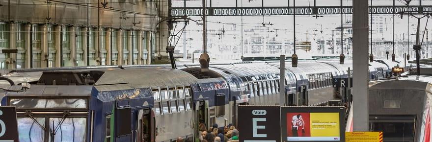 Grève SNCF: le calendrier des perturbations à prévoir dès ce mardi
