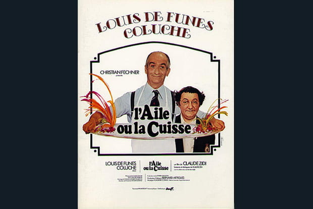 L'Aile ou la cuisse - Photo 1