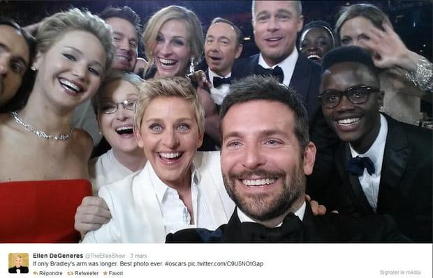 Les selfies les plus cultes