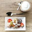 Dessert : Le Vieux Rocher  - Café gourmand -   © Café gourmand