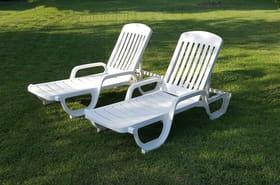 Bain de soleil: en bois, en plastique, double... Les meilleurs modèles