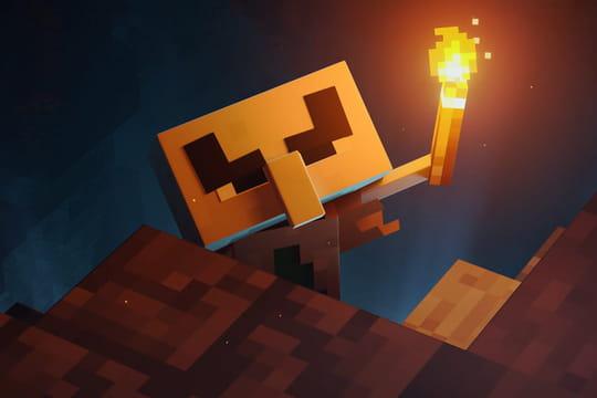 Minecraft Dungeons: toutes les infos sur le prochain titre de Mojang