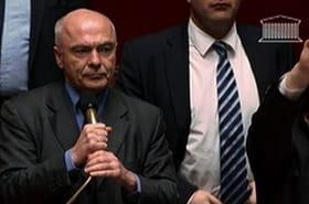Bagarre à l'Assemblée nationale : les images
