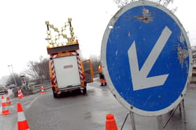 Autoroute A15: rouverte sur deux voies, encore des bouchons!