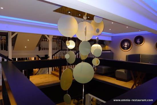 Omnia  - Mezzanine -   © omniarestaurant