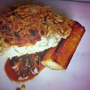 Plat : Le Bokal  - Ris de veau pané , et grosse frite -