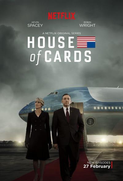 house of cards date sortie saison 3 nouvelle affiche