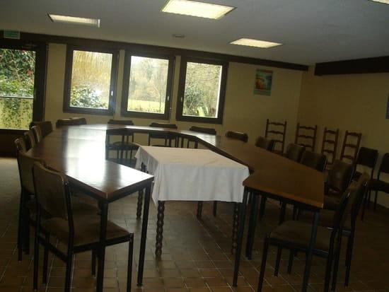 Auberge du Poher  - Salle de réunion -   © Mme Demonceaux